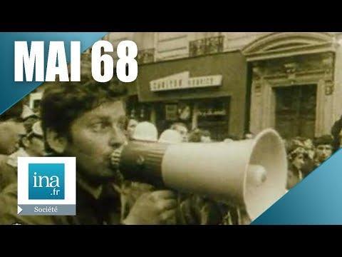 Mai 68 chronologie des événements | Archive INA INA