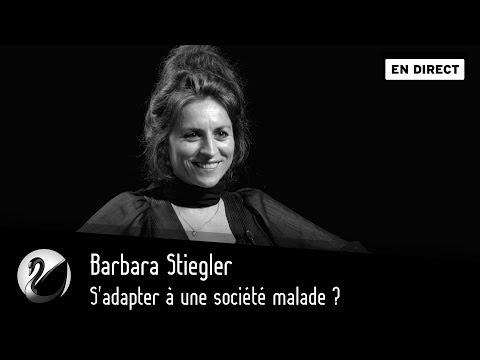 Barbara Stiegler : S'adapter à une société malade ? [EN DIRECT]