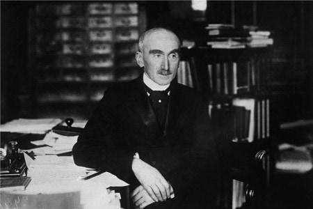 Henri Bergson, le philosophe de la durée